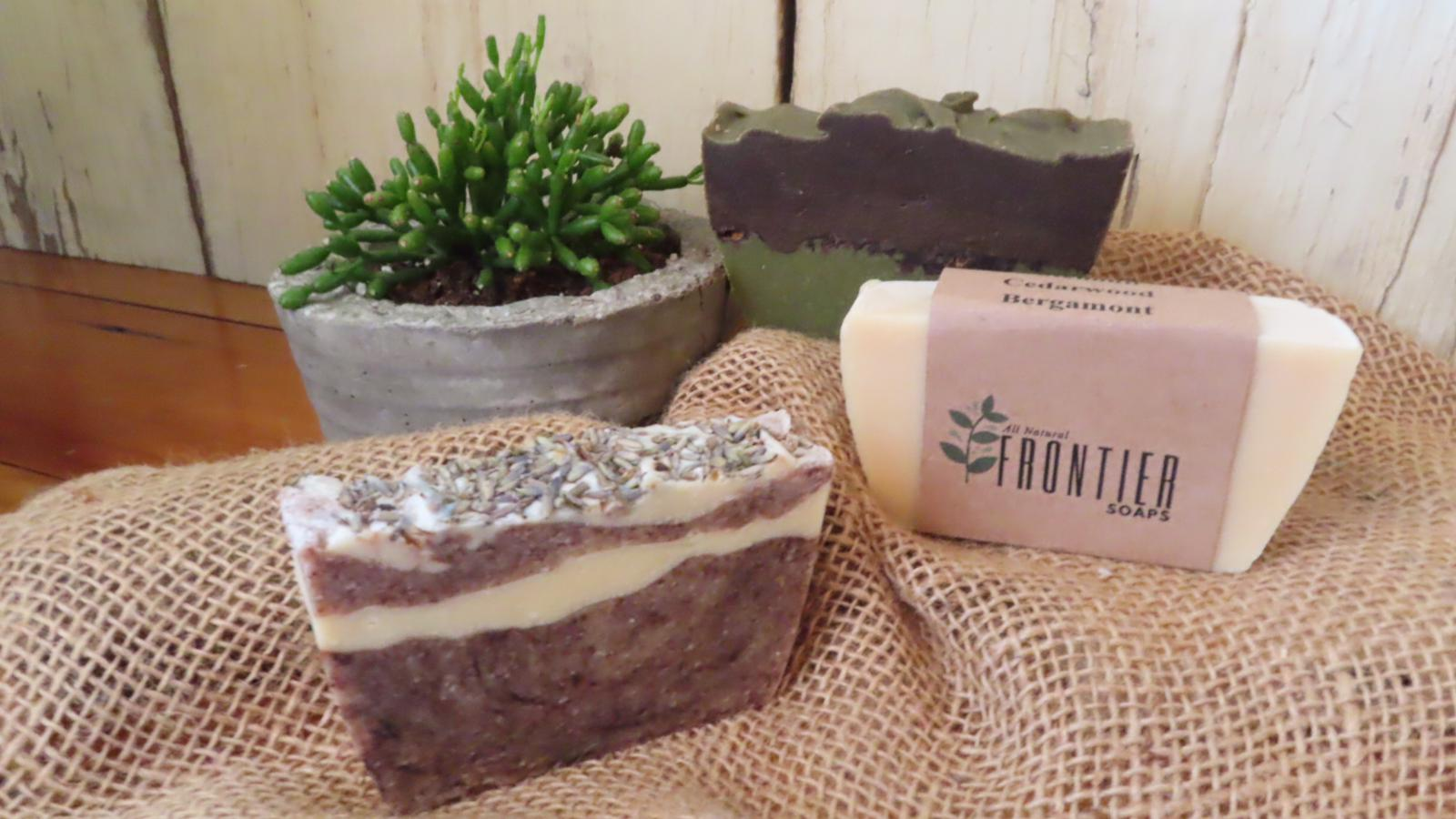All Nature FRONTIER  Soap